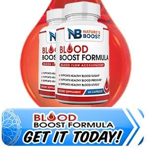 Blood Boost Formula Price