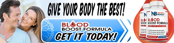 Natures Boost Blood Boost Formula